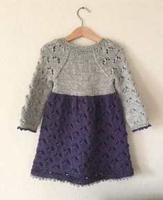 Estella Dress pattern von Anne Dresow, Source by fancy short Baby Dress Patterns, Lace Patterns, Baby Knitting Patterns, Girls Dresses, Dresses For Work, Dresses Dresses, Dance Dresses, Knit Baby Dress, Knitting For Kids