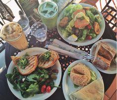 Urth Caffe - Melrose Ave, Hollywood, CA
