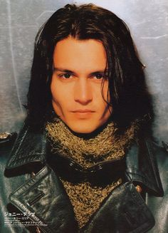 Johnny Depp Long Hair | Johnny with long hair♥♥♥ - Johnny Depp Photo (32468483) - Fanpop ...