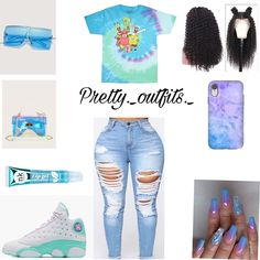 Cute Lazy Outfits, Swag Outfits For Girls, Teenage Girl Outfits, Cute Swag Outfits, Girls Fashion Clothes, Teenager Outfits, Dope Outfits, Teen Fashion Outfits, Trendy Outfits