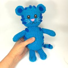 Hey, I found this really awesome Etsy listing at https://www.etsy.com/listing/246156102/blue-tiger-crochet-pattern-inspired-by