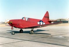DAYTON, Ohio -- Culver PQ-14 at the National Museum of the United States Air Force. (U.S. Air Force photo)