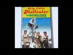 Orig. fidele Mölltaler - A kloanes Hüttal - YouTube