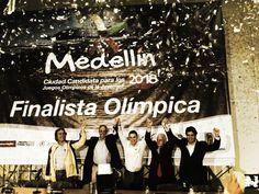 #YOG2018 #Medellin finalista entre las tres sedes aspirantes para organizar los Juegos Olímpicos de la Juventud