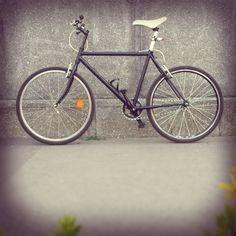 Custom singlespeed citybike @bpitti