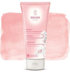 Weleda Almond Body Wash Sensitive Skin is mild and gentle with a soap free formula. It has organic almond oil that replenishes your skin's lipid layer and helps regulate your skin's moisture balance. Natural Body Wash, Natural Skin Care, Creme, Natural Moisturizer, Hand Care, Skin Care Remedies, Hygiene, Skin Firming, Clean Beauty