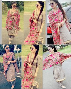 18645385799 Suit Pic, Punjabi Suits, Salwar Suits, Salwar Kameez, Boutique Suits, Girls