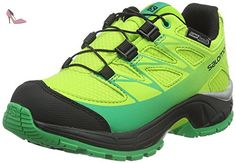 Flame Pro J Bright Salomon XA 35 Lime 3D Marigold Chaussures Punch OP80nXkw