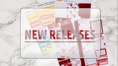 New Releases! How To Plan, News, Videos, Blog, Decor, Decoration, Blogging, Decorating, Deco