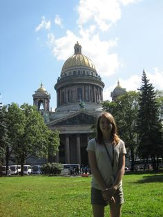 well i dont know who this is, but i was just here like 30 mins ago!! St. Isaac's Cathedral, St. Petersburg, Russia :)p
