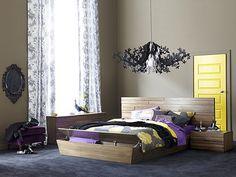 Ledge Bed Frame (Blanket Box Foot)