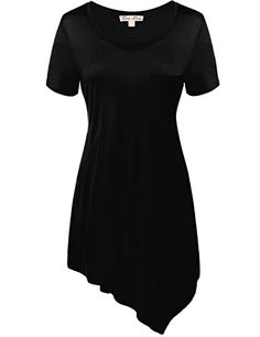 985c045a9b0 Plus size Stylish Fashionable Round Neck Short Sleeve Tunic Tops     Be  sure to
