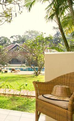 #Jetsetter Daily Moment of Zen: Raffles Grand Hotel d'Angkor in Siem Reap, #Cambodia