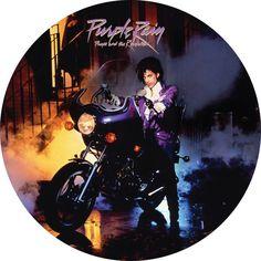 Prince and The Revolution · Purple Rain · Vinyl LP · Picture Disc