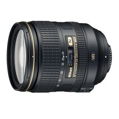 Nikon AF-S NIKKOR 24-120mm f/4G ED VR Lens  Compact and versatile 5x zoom lens designed for use with Nikon FX-format SLRs. Boasts high optical performance, constant f/4 aperture and versatile 24-120mm focal range. Nikon's second-generation Vibration Reduction system delivers outstandingly sharp images, even in low light, and Nano Crystal coat greatly reduces the effects of ghosting and flare. Offers great value for serious photographers on a budget.
