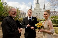 New Orleans Weddings And Marriage Ceremony Information Get Married In On A Budget Historical Setting Chaplain Jerry Schwehm Of Fig Street