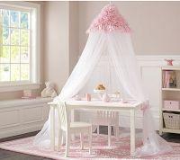 Frugal Crafty Mom: DIY bed canopy for children's bedroom – under $20