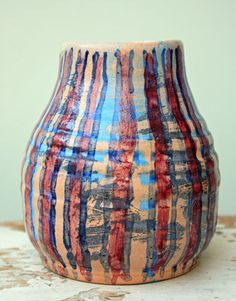 Quentin Bell vase