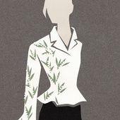 Il dessine les plus belles créations Dior, issues des collections de haute couture et de prêt-porter, pour le magazine Dior. Mats Gustafson, artiste suédois basé à New York, qui a collaboré avec des magazines de mode prestigieux depuis les années 80, est la signature visuelle du magazine de la maison française, réinterprétant au fil des défilés et collections les créations qui l'inspirent. Des aquarelles et collages au trait épuré aujourd'hui réunis dans un beau livre aux éditions Rizzoli…