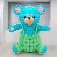 Balloon Arch, Balloons, Balloon Animals, Cute Love, Arches, Manual, Dinosaur Stuffed Animal, Toys, Balloon Designs