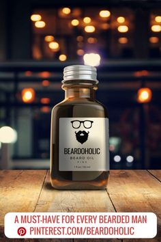 BENEFITS OF BEARDOHOLIC PREMIUM QUALITY BEARD OIL: - moisturized and strengthened facial hairs promoting healthy growth - it will make your beard GROW FASTER and THICKER overtime - the texture of your enhanced beard is incredible, it keeps your beard conditioned, clean, soft and shiny - plus it will also get you rid of a beard dandruff and itch 100% PURE NATURAL INGREDIENTS: - argan oil, jojoba oil, almond oil, castor oil, wheat germ oil, grape seed oil, pine fragrance oil and essential oil