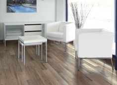 USFloors - Coretec - Blackstone Oak - Luxury Vinyl - Available at Luke's Carpet & Design Center - In stock item!
