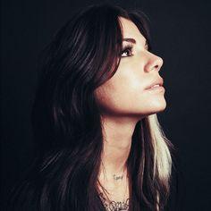 Beautiful portrait of Christina Perri