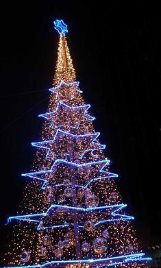 Stars Christmas Decorations.