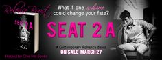 Release Boost - Seat 2A by Dela @dela_52   Title: Seat 2A  Author: Dela  Genre: New Adult Romance  Release Date: March 27 2017  Blurb  When Jessie Evans a Georgia Southern University cheerleader leaves for her best friends wedding the last thing she expects is for the seat next to her to be taken. After all shed only canceled Seat 2A hours prior after catching her boyfriend cheating.Kendal Vargas son of a Spanish emigrant fashion guru is on his way to Whistler for a mancation. Running to buy…