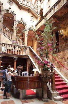 ✯ Hotel Daniell, Venice, Italy.
