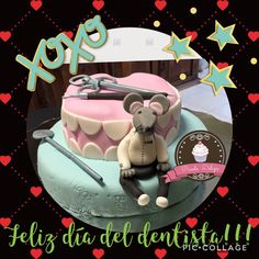 Feliz día del dentista