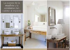 Diseño de interiores. Baños con estilo.  www.ochik.com