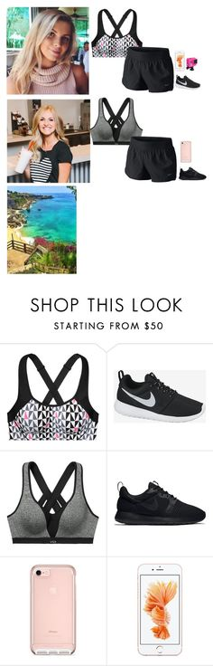 """""""Bali hike"""" by cleo-scott ❤ liked on Polyvore featuring Victoria's Secret, NIKE and GoPro"""