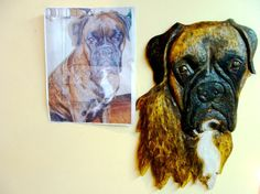Portrait carved on wood from the picture. by DavydovArt on Etsy
