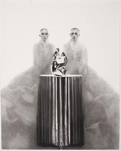 Twins, Lorene Taurerewa Twins, Art, Art Background, Kunst, Performing Arts, Gemini, Twin, Art Education Resources, Artworks