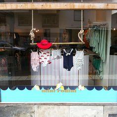 Swimwear and summer at Nytorgsgatan.