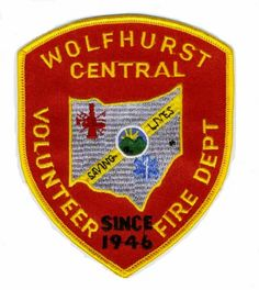 Wolfhurst Volunteer Fire Department Logo