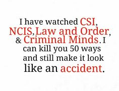 csi, ncis, and funny εικόνα Ncis, Miami Quotes, Laugh Till You Cry, Word Of Advice, Law And Order, Criminal Minds, Words Quotes, Sayings, Movie Quotes