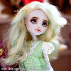 OOAK Monster High Lagoona by Fairy Tale | por Beautiful_Fairy_Tale