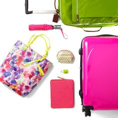 Maxxinista Lifestyle: Traveling in Style Leave boring luggage behind. #VacaYourWay #Maxxinista