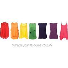 Favourite colour?
