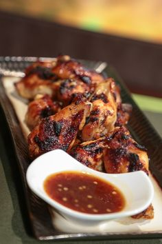 the chew   Recipe    Daphne Oz's Sweet And Spicy Baked Wings