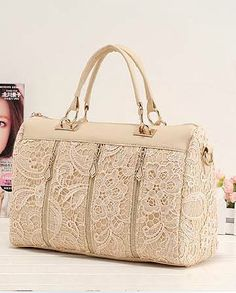 Sweet Style Leisure Lace Hangbag