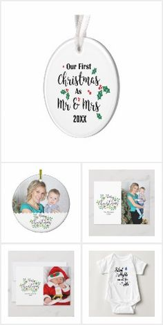 Christmas All I Want For Christmas, Great Christmas Gifts, Christmas Photos, Merry Christmas, Toddler Christmas, Babies First Christmas, Christmas Coffee, Personalized Christmas Gifts, Engagement Gifts