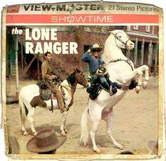 The Lone Ranger View-Master Reels, 1956 Vintage Toys 1960s, Retro Toys, Classic Films, Classic Toys, Gi Joe, Childhood Toys, Childhood Memories, Rangers News, The Lone Ranger