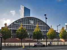 G-mex Manchester exhibition centre
