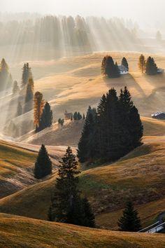 wonderous-world: The Dolomites, Italy by Martin...