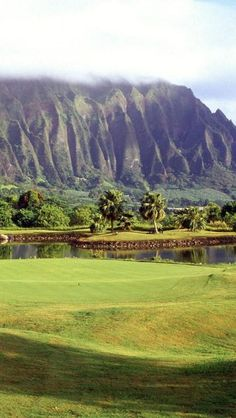 Ko'olau Golf Club, Magnificent, Hawaii, United States,