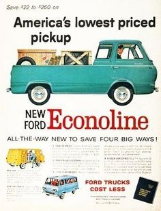 Ford Econoline. for http://ift.tt/2gUqHTb