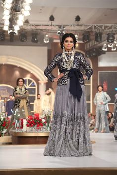 Designer HSY Collection Bridal Couture Week 2015 Pics